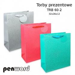 TORBY PREZENTOWE TRB 60-2 32x26x12