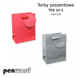 TORBY PREZENTOWE TRB 60-5 14x11x6