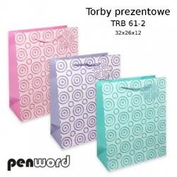 TORBY PREZENTOWE TRB 61-2 32x26x12