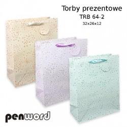 TORBY PREZENTOWE TRB 64-2 32x26x12
