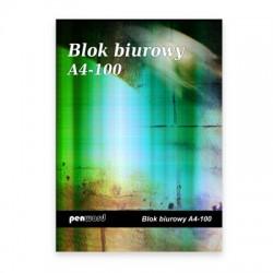 BLOK BIUROWY A4/100 55G