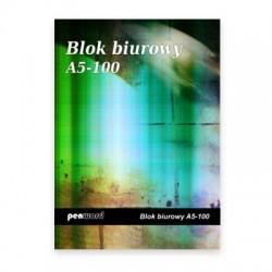 BLOK BIUROWY A5/100 55G