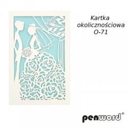 KARTKA OKOLICZNOŚCIOWA O-71 ŚL