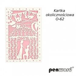 KARTKA OKOLICZNOŚCIOWA O-62 ŚL