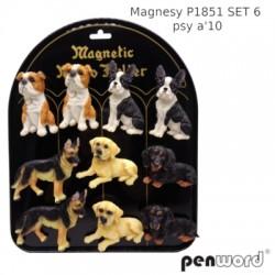 MAGNESY P1851 SET 6 PSY A'10