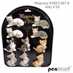 MAGNESY P1853 SET 8 KOTY A'10