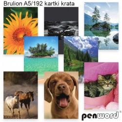 BRULION A5/192 KRATA