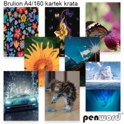 BRULION A4/160 KRATA