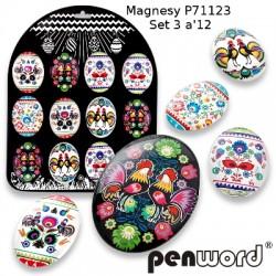 MAGNESY P71123 Set 3 a'12