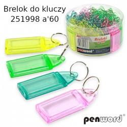 BRELOK DO KLUCZY 251998 a'60