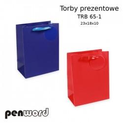 TORBY PREZENTOWE TRB 65-1 23x18x10