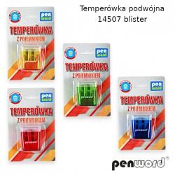 TEMPERÓWKA PODWÓJNA MF14507/614 BLISTER