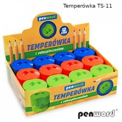 TEMPERÓWKA TS-11 PODWÓJNA Z ZABEZPIECZENIEM I POJEMNIKIEM