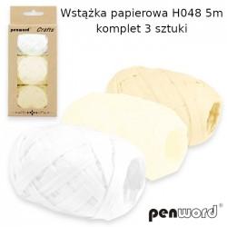 WSTĄŻKA PAPIEROWA H048 5m a'3