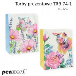 TORBY PREZENTOWE TRB 74-1 23x18x10