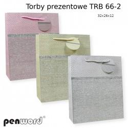 TORBY PREZENTOWE TRB 66-2 32x26x12