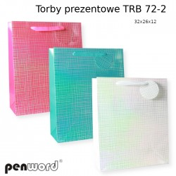 TORBY PREZENTOWE TRB 72-2 32x26x12