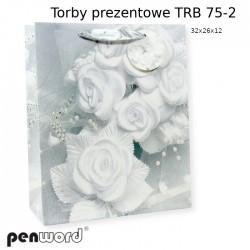 TORBY PREZENTOWE TRB 75-2 32x26x12
