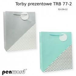 TORBY PREZENTOWE TRB 77-2 32x26x12
