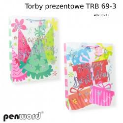 TORBY PREZENTOWE TRB 69-3 40x30x12