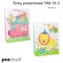 TORBY PREZENTOWE TRB 70-3 40x30x12