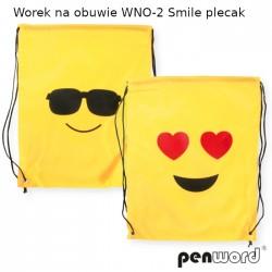 WOREK NA OBUWIE WN02 SMILE PLECAK