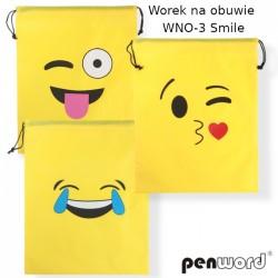 WOREK NA OBUWIE WNO-3 SMILE