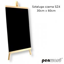 SZTALUGA CZARNA SZ4 30cm x 60cm