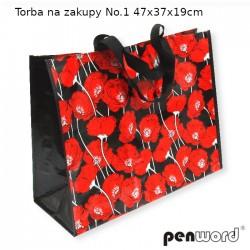 TORBA NA ZAKUPY No.1 47x37x19cm