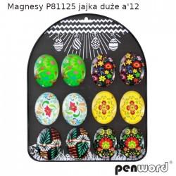 MAGNESY P81125 JAJKA DUŻE a'12