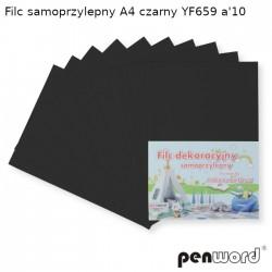 FILC SAMOPRZYLEPNY A4 CZARNY YF659 a'10