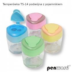 TEMPERÓWKA TS-14 PODWÓJNA Z POJEMNIKIEM