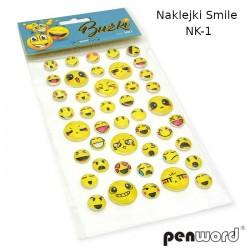 NAKLEJKI SMILE NK-1