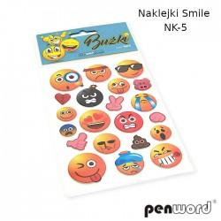 NAKLEJKI SMILE NK-5