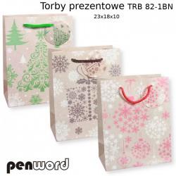 TORBY PREZENTOWE TRB 82-1 BN 23x18x10