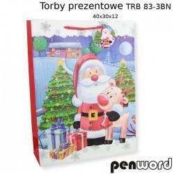 TORBY PREZENTOWE TRB 83-3 BN 40x30x12
