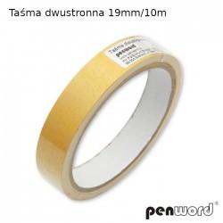 TAŚMA DWUSTRONNA 19mm/10m