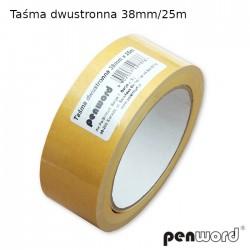 TAŚMA DWUSTRONNA 38mm/25m